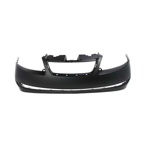 (Front Bumper Cover for SATURN ION 2005-2007 Primed Sedan - CAPA)