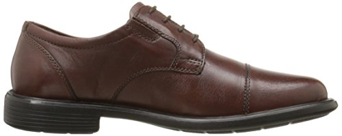 Mens Bostonian Maynor Berretto Oxford Marrone