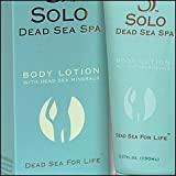 Solo Dead Sea Spa Body Lotion