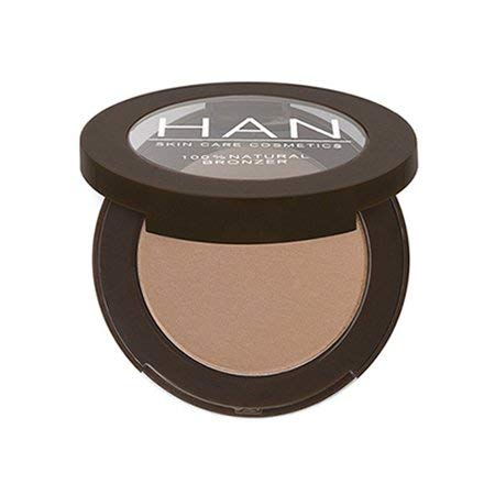 HAN Skincare Cosmetics All Natural Bronzer, Malibu