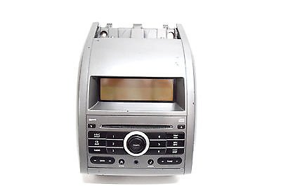 07 08 09 NISSAN SENTRA RADIO CD AUX MP3 PLAYER WITH STORAGE NIFO DISPLAY -