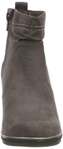 Grey Softline Boots 206 25371 graphite Ankle Women''s 21 xA8H6AX