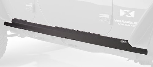 Bushwacker 14012 Jeep Trail Armor Rocker Panel & Sill Plate Combo -