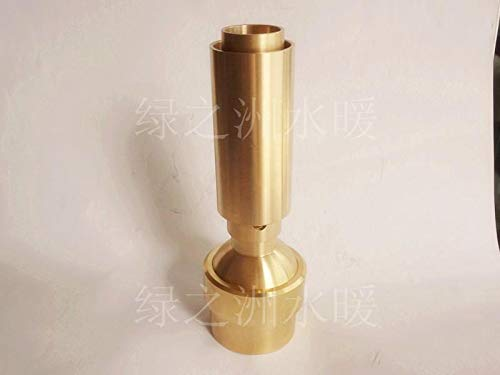 - Fotcus - A full 2 inch copper doped gas filling nozzle nozzle Waterscape fountain water column Yuzhu pool landscape