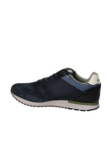 Tokyo Lotto Blu Sneakers Shibuya Leggenda blu Suede Uomo Mesh Yr0Ewrx