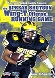 Lew Johnston: The Spread Shotgun Wing-T Offense: Running Game (DVD)