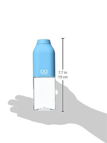 Monbento the 50cl bottle MB Positive M light blue