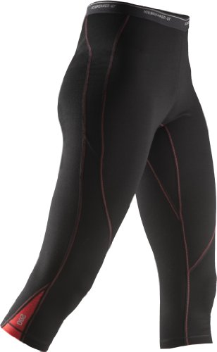 Icebreaker - Pantalones para mujer Negro (Black)