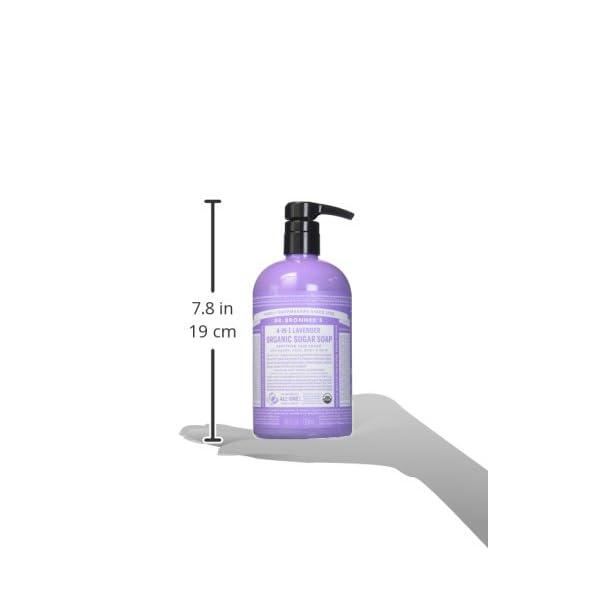 Dr Bronner'S | Pump Soap – Lavender | 1 x 710ml