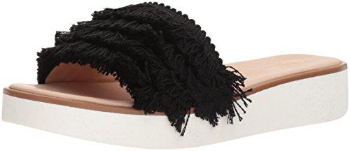 Seychelles Womens Bien Reposé Slide Sandale Noir