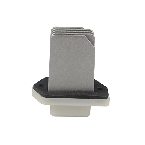 A-Premium HVAC A/C Blower Motor Resistor for Nissan Rogue Sentra 2007-2012 NV1500 NV2500 NV3500 2012-2013 (Blower Resistor Nissan)