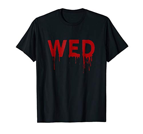 Wednesday T-Shirt | Days of the Week Group Costume | Shark]()