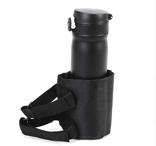 (JeCar Universal Roll Bar Drink Cup Holder(Black))