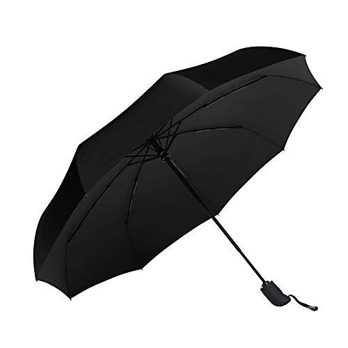 Umbrella,FLOVA Auto Open/Close Windproof Umbrella, Waterproof Travel Umbrella,Portable Umbrellas,Compact Umbrella