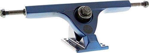 まっすぐロンドン誇張Caliber II Fifty Caliber 10/50?つ?Midnight Satin Blu Trucks (Set Of 2) by Caliber