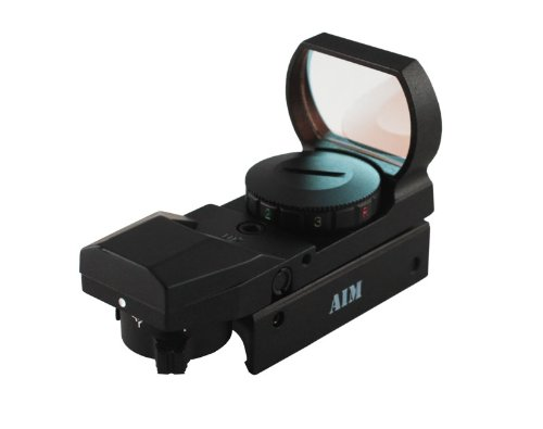 Aim Sports Dual III. Sight with 4 Different Reticles
