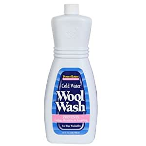 Power House Cold-Water Wool Wash, 32 oz.