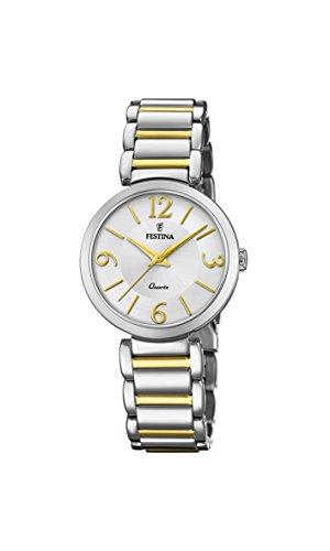 Festina Mademoiselle F20213/1 Wristwatch for women Design Highlight
