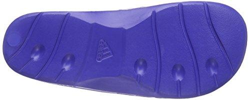 Blanco Zapatillas material Azul mujer de Adidas de casa Duramo Sleek sintético ZxqpZEBv