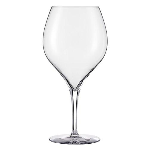 Burgundy Stemware (Schott Zwiesel Tritan Crystal Glass Grace Stemware Collection Burgundy Red Wine Glass, 23.6-Ounce, Set of 8)