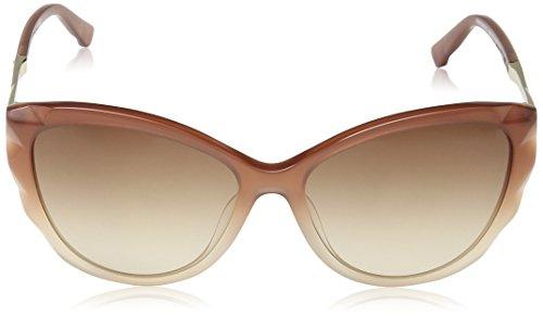 C57 Gradient shiny Swarovski Brown Fantastic Rose Sk0107 Pink 8wwIY