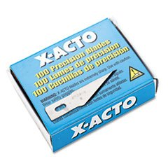 #2 Bulk Pack Blades for X-Acto Knives, 100/Box