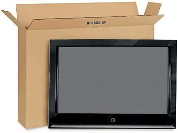 Televisor de pantalla plana de cajas de cartón – tamaños de 32