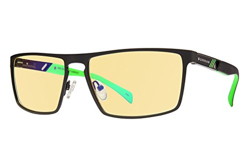 Gunnar Cerberus by Razer Gaming Eyewear - Onyx/Amber by - Logos Eyeglass
