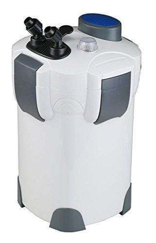SUN SUNSUN HW-304B Aquarium Canister Filter 528GPH External Water Filtration System