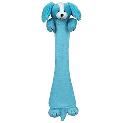 Page Pals Plush Bookmark - Puppy Page Pal (Blue) [Toy]: Office Products