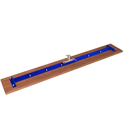 Bon Tool 82-137 36'' x 7-1/4'' Square End Wood Bull Float by BonTool