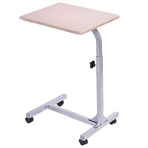 Wooden Laptop Table Stand - Bundle with Floor Pads by Unknown