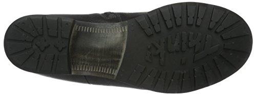 Think Denk, Zapatillas de Estar por Casa para Mujer Negro - negro (SZ/KOMBI 09)