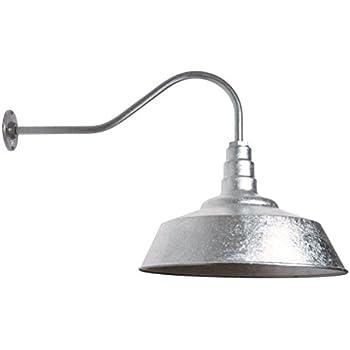 Large Gooseneck Barn Light | The Redondo Standard ...