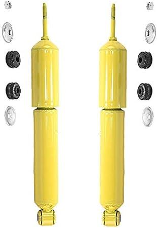 2WD Front /& Rear Shock Absorbers For Ford E-150 E-250 Econoline E-350 Super Duty