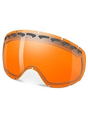 Oakley Crowbar Accessory Lenses Persimmon & Cap - Oakley Lens Crowbar Replacement