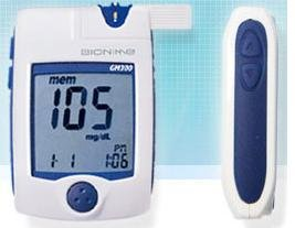Bionime Rightest GM300 Blood Glucose Monitoring Kit