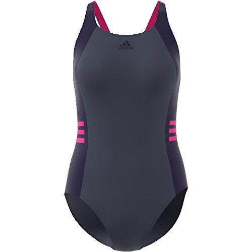 Donna Da Bagno Inf Blu Adidas blu rosa Scuro Swim Occ Costume blu Iq1xYS7