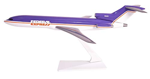 Federal Express (72-96) 727-200 Airplane Miniature Model Plastic Snap-Fit 1:200 Part# ABO-72720H-002 ()
