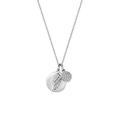 Pendentif-Glamorous talisman-Argent