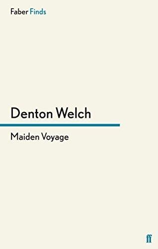 Maiden Voyage by Denton Welch - Mall Denton Shopping