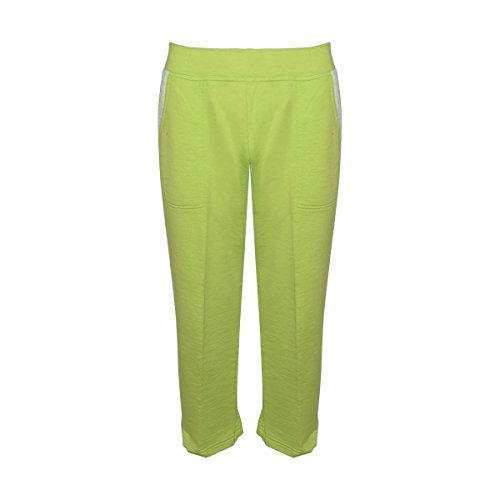 Fresh Produce Womens Sunset Capri (Pear, Small) (Apparel Fresh Green)