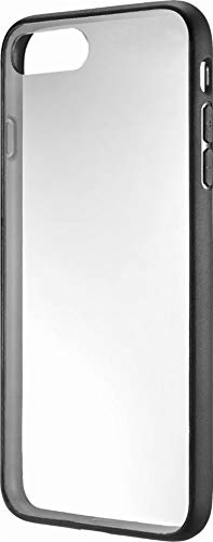 Insignia Hardshell Case for Apple iPhone 7 Plus and 8 Plus - Clear and Black - Model: NS-MA8PTBC -