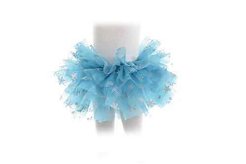 Underwraps Girls Snowflake Tutu Costume