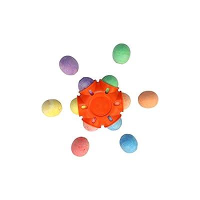 Yoobi Star Chalk Holder with 1 Chalk Holder and 12 Chalk pc - Multicolor (13pk): Toys & Games