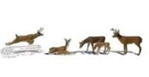 Woodland Scenics A2738 Deer O WOOU2738 for sale  Delivered anywhere in USA