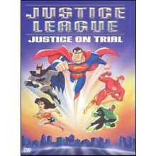 Justice League: Justice On Trial Dvd ()