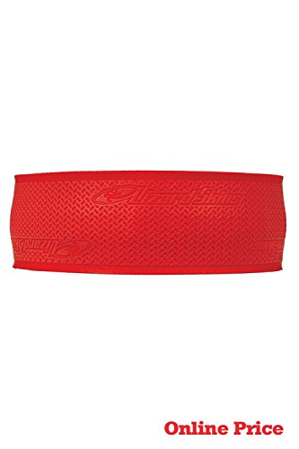 Lizard Skins DSP Bar Tape 2.5 Red by Lizard Skins