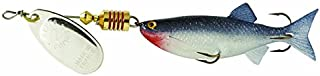 product image for 0135-0672 Comet Minnow, Silver/Gold Spoon - Quantity 1