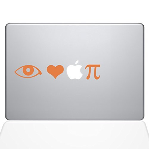 新作人気モデル The Decal Guru Decal I B0788GR9TZ Love Apple Pie MacBook (2016 Decal Vinyl Sticker - 13 Macbook Pro (2016 & newer) - Orange (1094-MAC-13X-P) [並行輸入品] B0788GR9TZ, 非売品:ac927e21 --- a0267596.xsph.ru